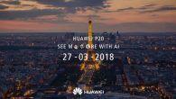Rygterne har længe svirret, men nu er det bekræftet af Huawei selv. Navnet på deres næste flagskib i P-serien er Huawei P20 og Huawei P20 Plus.
