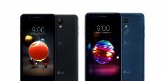 LG K10 (2018) og LG K8 (2018) (Foto: LG)