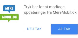 Notifikationer Android