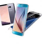 Samsung Galaxy S8+ lineup