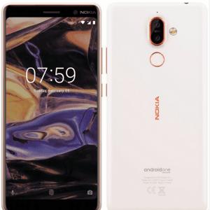 Lækkede billeder af Nokia 7+ (Kilde: Evan Blass @EvLeaks)
