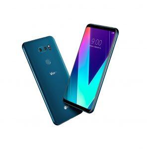 LG V30s i New Moroccan Blue (Foto: LG)