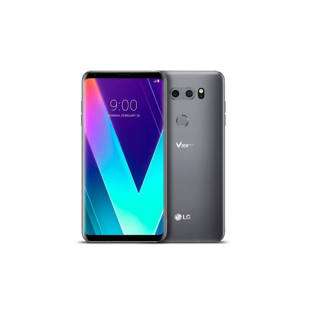 LG V30s i New Platinum Gray (Foto: LG)
