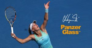 PanzerGlass har indgået sponsoraftale med Caroline Wozniacki om panzerglass med Privacy Filter (Kilde: PanzerGlass)
