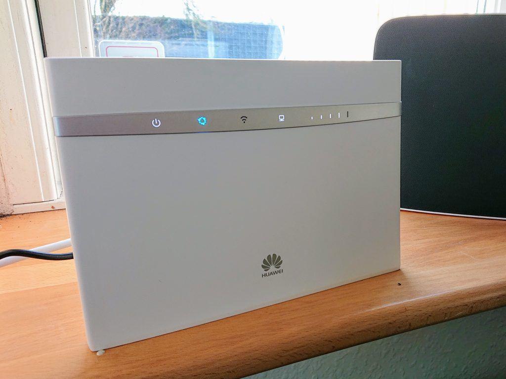 Huawei B525S-23A mobilt bredbånd