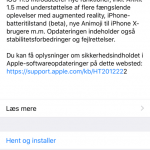 iOS 11.3 release notes