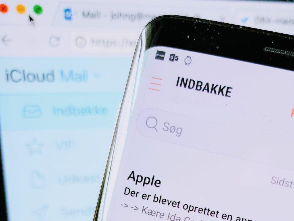 Sådan opsættes iCloud Mail på Android telefoner » MereMobil dk