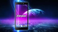 "Den nyeste telefon fra batteriproducenten Energizer kommer med et batteri i mere ""normal"" størrelse. 16 dage på standby, lover producenten."