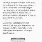 Skærmbillede fra Samsung Galaxy S9