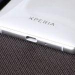 Sony Xperia XZ2 jack