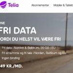 Telia fri data
