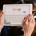 iPad, Google, søge