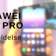 Huawei P20 Pro anmeldelse
