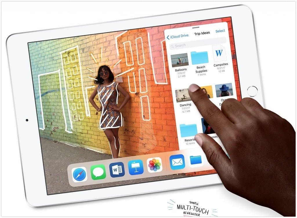 apple ipad 9 7 2018 test god til prisen. Black Bedroom Furniture Sets. Home Design Ideas