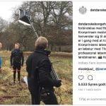 Royal Run på Instagram