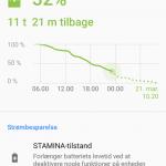 Skæmbillede fra Sony Xperia XZ