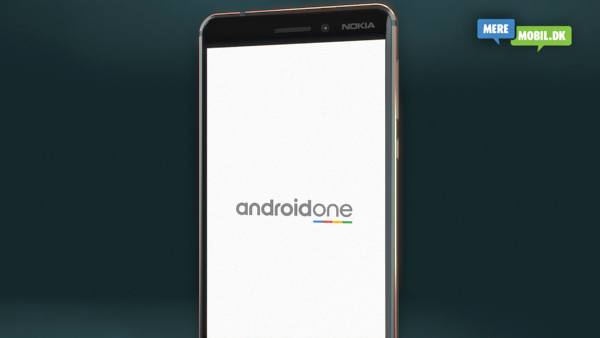 Android One on phone