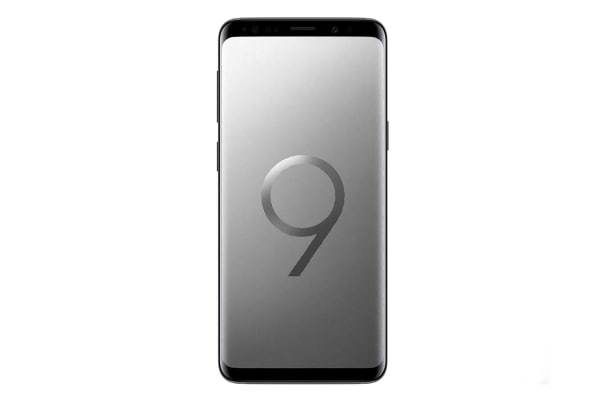 Galaxy S9 Plus titanium grey b