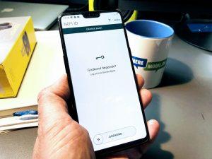 NemID app smartphone