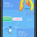 Gift Pokémon GO