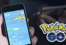 Pokémon GO trade