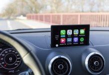 Apple CarPlay i Audi A3