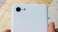 """RYGTE: Nye billeder af det, som ventes at være den næste Google Pixel telefon er lækket. Se Google Pixel 3 XL i farven """"Clearly White"""" her."""