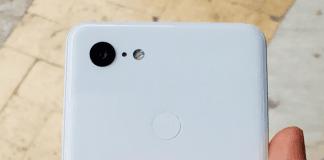 Billeder af Google Pixel 3 XL lækket på XDA-forum (Kilde: Android Police)