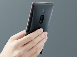 Sony Xperia XZ2 Premium test