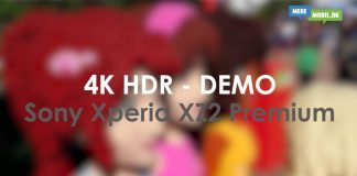 4K HDR Sony