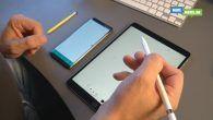 VIDEO: Kortere latency, sensorer og et bedre greb gør Apple Pencil bedre end S Pen. Se forskellene her.