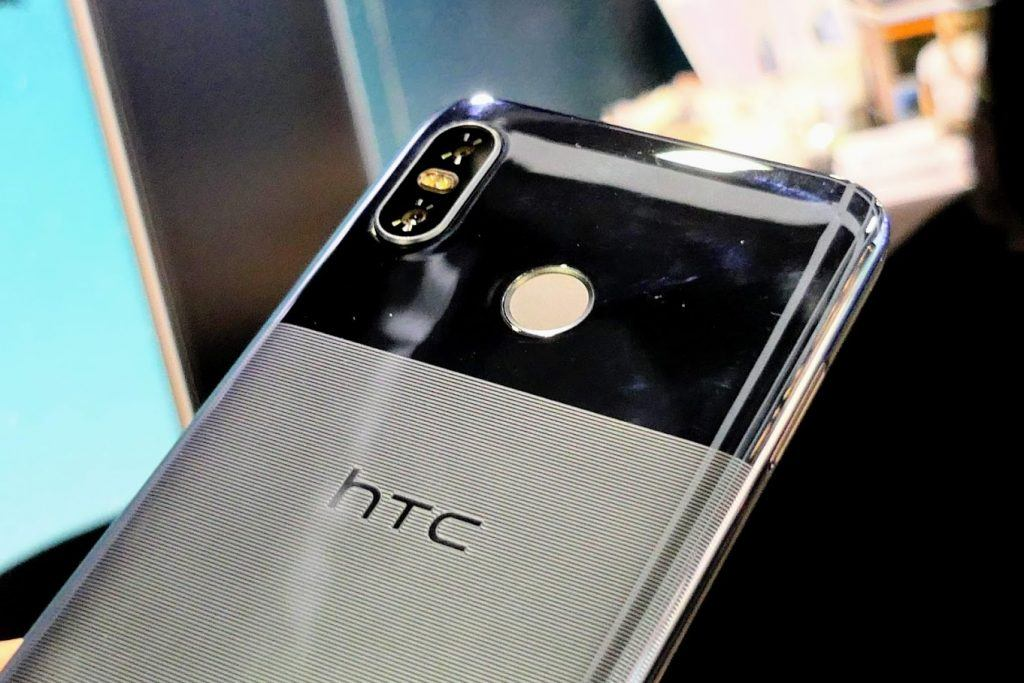 HTC U12 Life (Foto: MereMobil.dk)