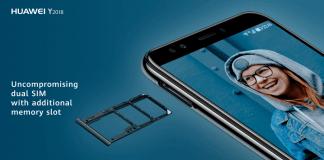 Huawei Y6 2018 (Foto: Huawei)