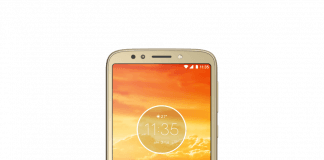Moto E5 Play (Foto: Motorola)
