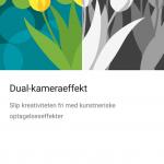 Skærmbillede fra Xperia XZ2 Premium