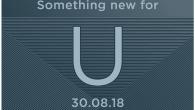 HTC afholder event torsdag den 30. august 2018 og det ventes, at de vil afsløre HTC U12 Life.