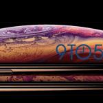 Lækkede billeder af iPhone XS (Kilde: 9to5mac.com)