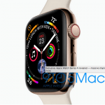 Apple Watch Series 4 lækket på 9to5mac.com (Kilde: 9to5mac.com)