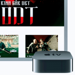 YouSee apple tv