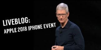 Apple 2018-live iPhone event