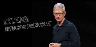 Apple 2018-live iPhone event
