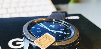 Samsung Galaxy Watch bruger eSIM