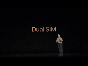 iPhone dual-sim