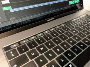 "MacBook Pro 15"" mid-2018"