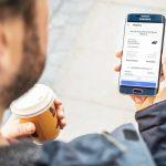 Billede, der viser, hvordan du betaler din regning med MobilePay Invoice (Foto: MobilePay)