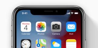 iOS 12, iPhone X