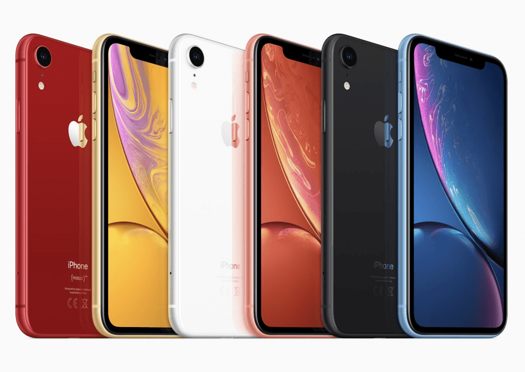 quality design 40d11 022d7 Apple endelig klar med cover til iPhone Xr