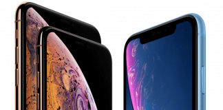iPhone Xs Xs Max og Xr
