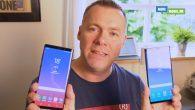 VIDEO: Hvor stor skal Galaxy Note 9 være? 128 eller 512 GB hukommelse? Her fortæller jeg, hvilken Note 9 jeg ville vælge.