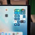 Nyt Kontrolcenter på iPad i iOS 12